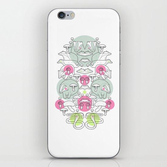 Badger iPhone & iPod Skin