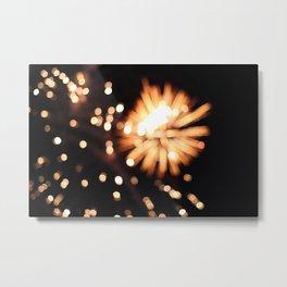 Prime Fireworks 1 Metal Print