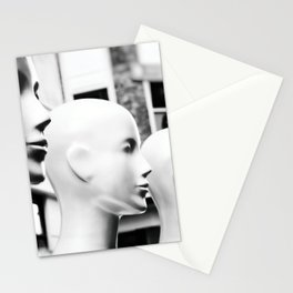 Mannequin Mode Stationery Cards