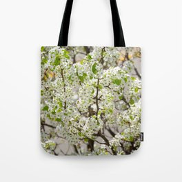 this year's blossoms Tote Bag