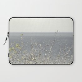 Branches at the sea Laptop Sleeve