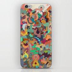 Morven iPhone & iPod Skin