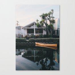 A Frame | Venice Beach, California Canvas Print