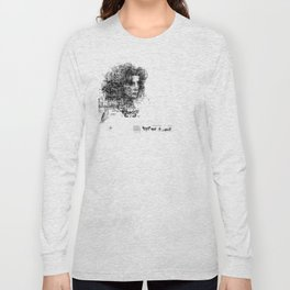 involuntary dilation of the iris Long Sleeve T-shirt