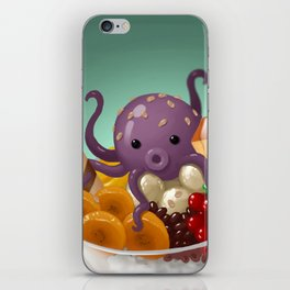 Halo Haloctopus iPhone Skin