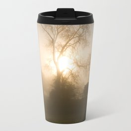Misty morning Travel Mug