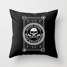 BRMC Throw Pillow