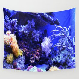 Sea creatures Wall Tapestry