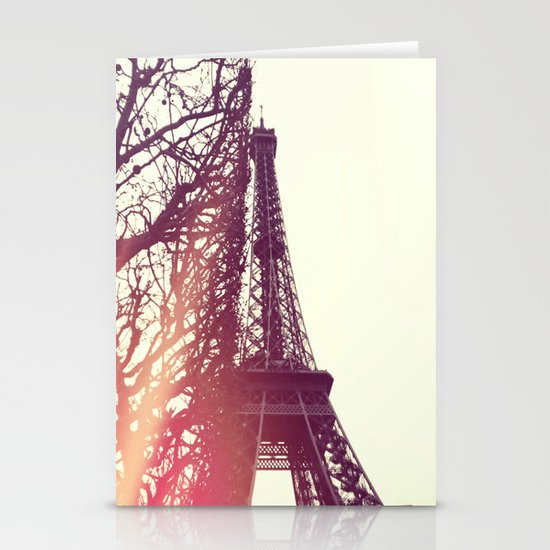 Paris II Stationery Cards