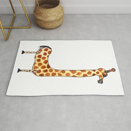 Jaxon - Animal Letter Rug