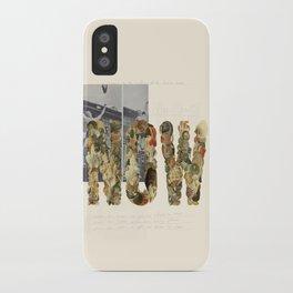 NOW! iPhone Case