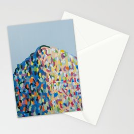 A shadow and a light Stationery Cards