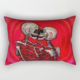 """""""Vous et nul autre"""" Rectangular Pillow"""