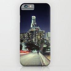 Black River, Your City Lights Shine iPhone 6s Slim Case