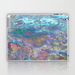 Psychedelic Ocean Water 2 -  Rainbow Laptop & iPad Skin