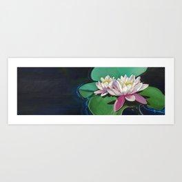 Lilies I Art Print