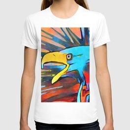 Bald Eagle 3 T-shirt