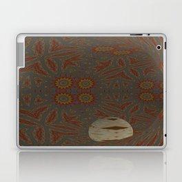 Mandalic Tunnel 7 with Oddball Laptop & iPad Skin