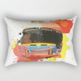 Fernando Alonso #14 - 2017 Rectangular Pillow