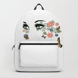 Summer eyes Backpack