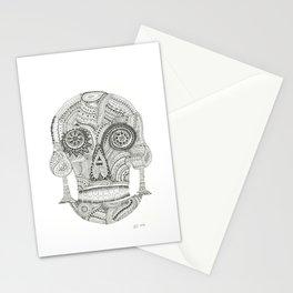 Sugar Skull 2.0 Stationery Cards