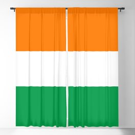 Flag of the Republic of Ireland Blackout Curtain