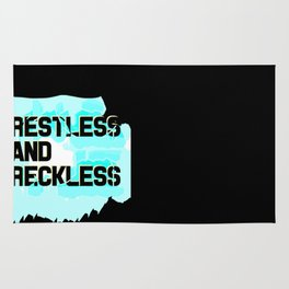 Restless and Reckless Rug