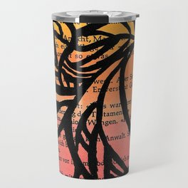 Sunset Saint Travel Mug