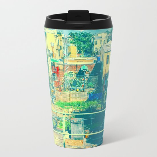 All Roads Lead To The Empire Metal Travel Mug