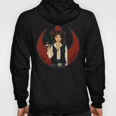 Rebel Girl Hoody