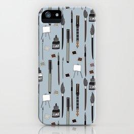 art store haul 2 iPhone Case