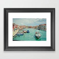 Murano II Framed Art Print