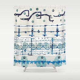 TheWall Shower Curtain