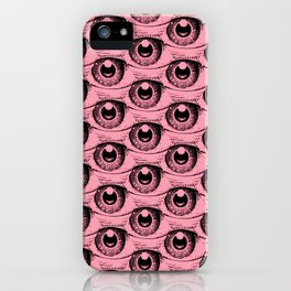 We Are Watching You iPhone Case