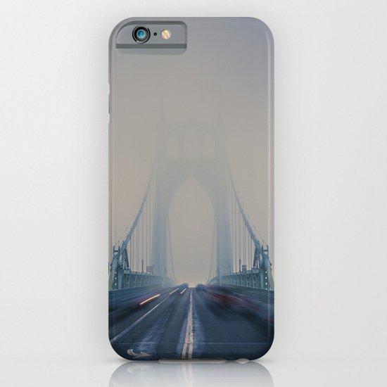St. Johns Bridge Fog iPhone & iPod Case