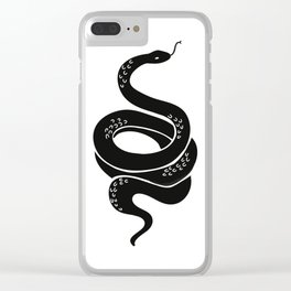 Slither Clear iPhone Case