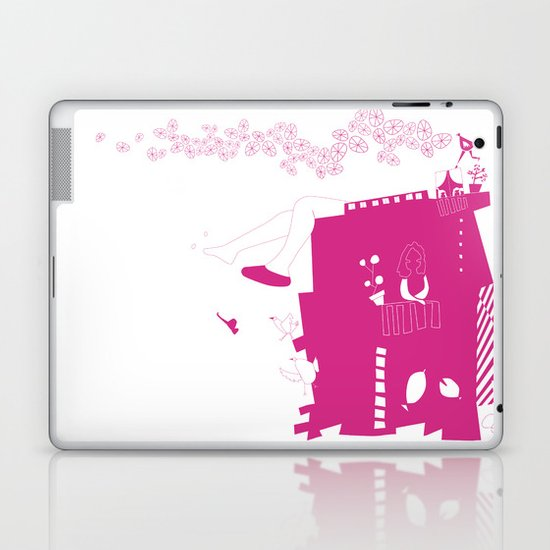 lo-cura Laptop & iPad Skin