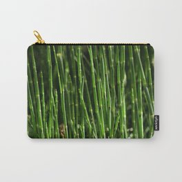 Tall Grassy Straws  Carry-All Pouch