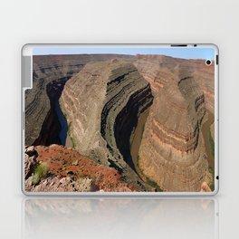 The Goosnecks - A Meander Of The San Juan River Laptop & iPad Skin