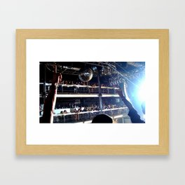 Deadmau5 - Terminal 5 NYC Framed Art Print