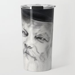 Lubavitcher Rebbe Travel Mug