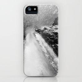 Iguazu Falls 01 iPhone Case