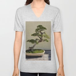 Bonsai Bonanza Unisex V-Neck
