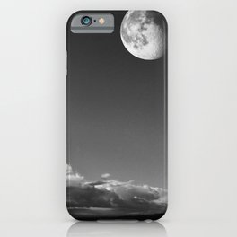 Moonlight Enchantment iPhone Case