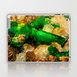 EMERALDS Laptop & iPad Skin