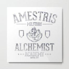 Alchemist academy Metal Print