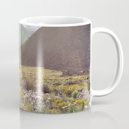 Wildflowers in Alabama Hills Coffee Mug