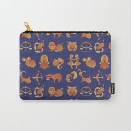 Zodiac signs set Carry-All Pouch