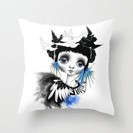 Internal Everafter Print#1 Throw Pillow