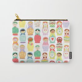 Girl Power Carry-All Pouch